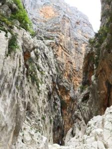 Canyon Gorroppu sardinia