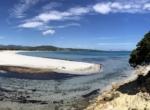 Panoramica spiaggia Sant'Anna Budoni Youtube